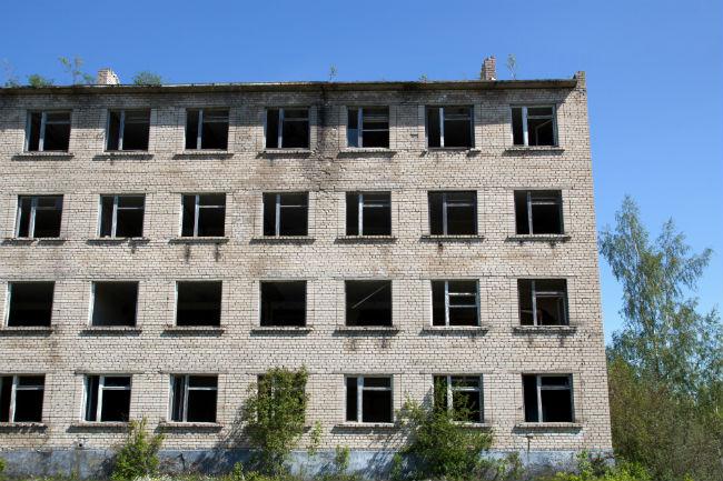 Falleferdig.Bygning.Foto