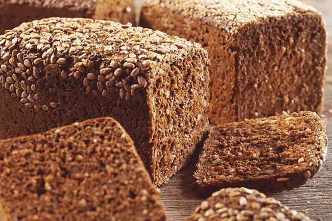 Brød. Foto.