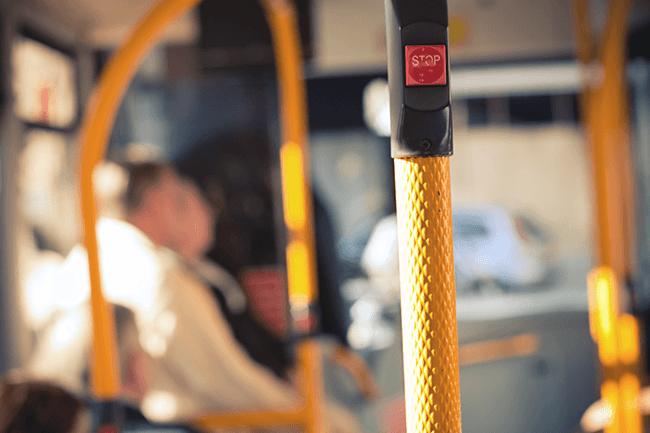 Buss. Foto.