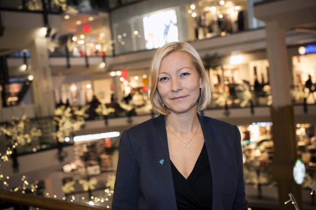 Ingeborg Flønes. Foto.