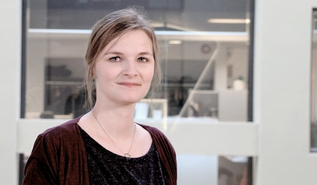 Maren Struksnæs.Foto