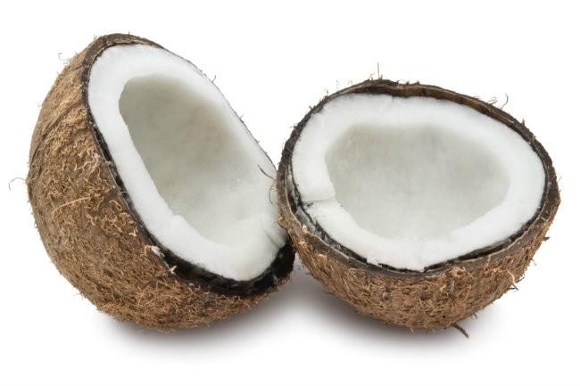 Kokosnøtter.Foto