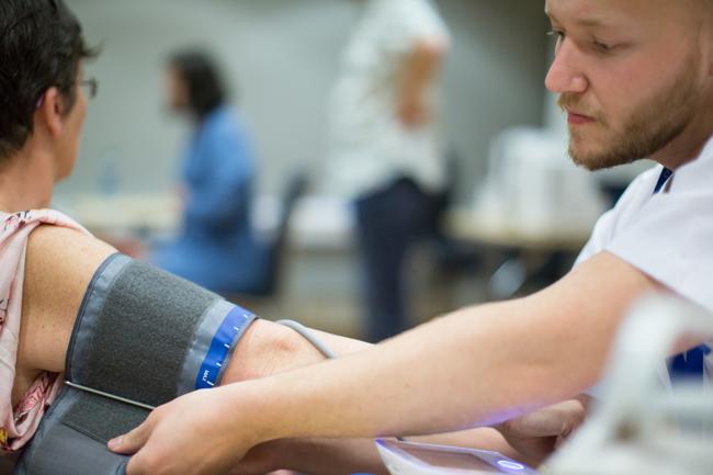 sammenheng mellom blodtrykk og puls