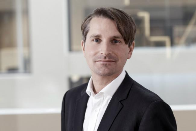 Portrett Finn Myrstad