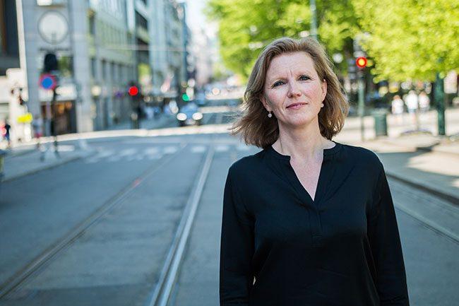 Fagdirektør Anne Kristin Vie. Foto