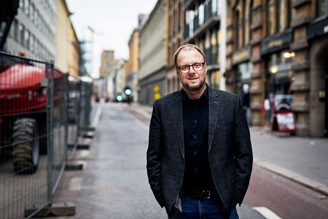 Olav Kastland.Foto