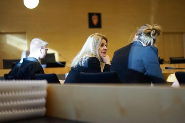 Inger Lise Blyverket i Borgarting lagmannsrett