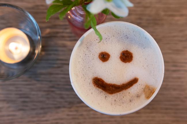 Kaffekopp.Foto.