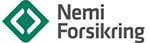 .Logo Nemi forsikring.Foto