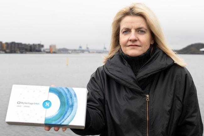 Inger Lise Blyverket. Foto