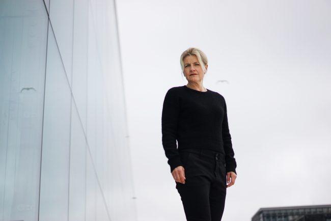 Forbrukerdirektør Inger Lise Blyverket.Foto