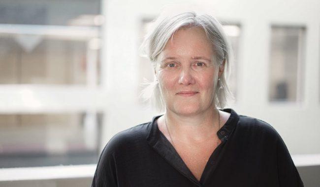 Kommunikasjonssjef Tove Bø Laundal